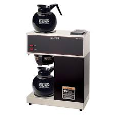 2 Burner Bunn Coffee Machine